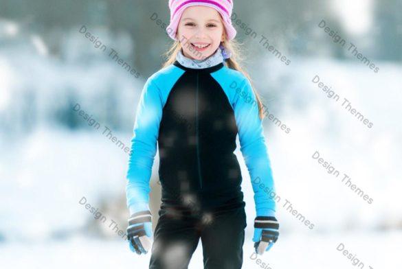 Skating Kid